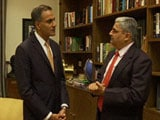 Video : India And US Together Can Fulfill The Dream of Humans On Mars: Richard Verma