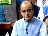 Arun Jaitley Presents Union Budget 2016-17