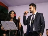 Virat Kohli Displays His Singing Skills in Dhaka