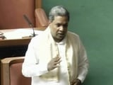 Video : Siddaramaiah's 'Rs 70 Lakh' Watch Controversy Takes Karnataka Assembly By Storm