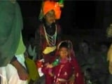 Video : 2-Year-Old Among 4 Minor Girls Married Off In Secret Ceremony In Rajasthan