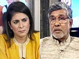 Video : Kailash Satyarthi: We Are Failing Our Children