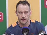 Faf Du Plessis Wants SA to Take Aussies Head on Ahead of World T20