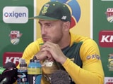 World T20: Conditions in India Will be Challenging, Says Du Plessis