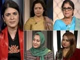 Video: The NDTV Dialogues: Women In Power - Changing The World