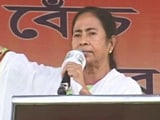 Video: Mamata Kicks Off Poll Campaign As Congress-Left Decide On Alliance