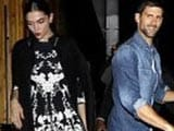 That 'Female Companion' With Djokovic is Deepika