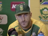 SA Captain Du Plessis Seeks Form, Consistency Ahead of T20 World Cup