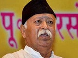 Video : Bengal Government Auditorium Scraps Event Starring RSS Boss Mohan Bhagwat
