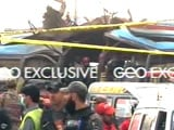 Video : पेशावर में बस में धमाका, 15 लोगों की मौत, कई घायल