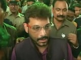 Video : MIM Lawmaker Suspended From Assembly After 'Bharat Mata Ki Jai' Row