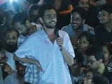 'Government Thought It Could Break Us', Says Umar Khalid At JNU Campus
