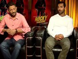 Video: John Abraham on Fighting Nepotism in Bollywood