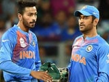 Why Did MS Dhoni Choose Hardik Pandya to Bowl Last Over vs Bangladesh?