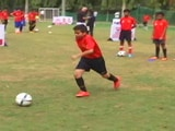 Video : NDTV Nissin Manchester Soccer School: Day 3, Delhi