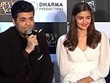 Video : KJo on Lead Actors in Student Of The Year Sequel