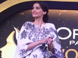 Video : Science Has Always Been The Future: Sonam Kapoor