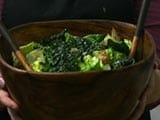 Video: Kale-Romaine Caesar Salad