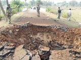 Video : छत्तीसगढ़ में नक्सली हमला, 7 CRPF जवान मारे गए