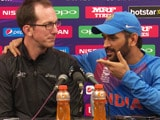 Video : MS Dhoni's Dramatic Answer on His Retirement Plans
