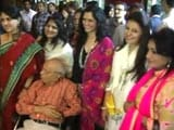 Video: Star-Studded Premiere for Film on Farmer Suicides