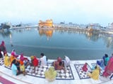Video: Golden Temple Losing Its Sheen Due To Air Pollution