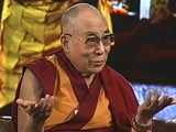 Video : Dal And Roti In My Physique: Dalai Lama To NDTV