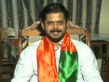 Politics A Great Opportunity, Nothing Can Stop Me: Sreesanth To NDTV