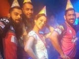 Kangana's Fun-Filled Shoot With Virat, Dhoni