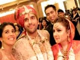 The Kalira Ceremony Meets Aai Budo Bhaat in This Punjabi-Bengali Wedding