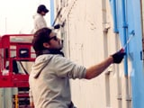 Video: Spirituality, Space and Street Art Fables With Artists - Harsh Raman and Never Crew