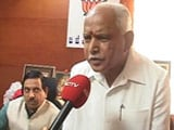 Video : Yeddyurappa, Handed A Mission By PM Modi, Is Back In Karnataka
