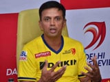 Video : Rahul Dravid Asks: Why Link IPL to Drought in Maharashtra?