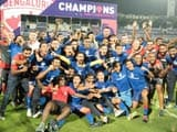 Good Juniors Helped Bengaluru FC Win I-League: Sunil Chhetri