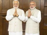 Video: What PM Modi Said When He Met His Wax Twin