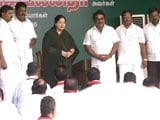 Video: Jayalalithaa's '51-in-One' Rally At DMK Stronghold In Tamil Nadu