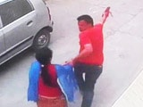Video : Man Seen On Camera Dragging Punjab Woman Before Alleged Rape Surrenders