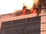 Video : दिल्ली : नेताजी सुभाष प्लेस में इमारत में आग से भारी नुकसान