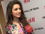 Video : Parineeti on Priyanka's Time Honour: Only She Could Have Done It