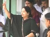 Video : Tamil Nadu's Chief Ministerial Candidates File Nominations On Auspicious Day
