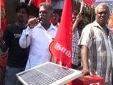 Video: Tamil Nadu's 'Green Candidate' Carries Solar Panel For His Campaigns