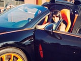 Ambika Anand Checks Out the World's Fastest Car