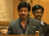 Video : What SRK Has to Say About PM Modi's 'Make in India'