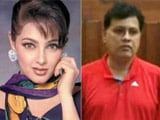 Ex-Actor Mamta Kulkarni's Husband Wanted In Drug Bust Worth 2,000 Crores