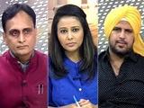 Video: न्यूज़ प्वाइंट : शहीद भगत सिंह पर सियासत