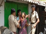 Video : How Senior Patna Cop Treated A Woman Is Caught On Camera