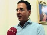 Video: अगस्ता डील मामला : रणदीप सुरजेवाला ने कहा- बोगस कंपनी को सरंक्षण क्यों?