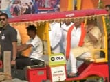 Video: PM Modi On E-Drive In Varanasi. First E-Rickshaw, Then E-Boat.