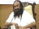 Video : Sri Sri Said He Rejected Nobel Peace Prize, Targets Malala
