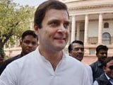 Video: On Agusta, Rahul Gandhi Will Face This Question In Parliament, Says BJP